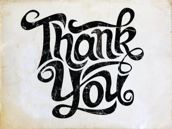 The ideal thank you letter went out today #fundchat