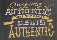 #donorlove authenticity